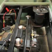 Système  de suspentions  arrière  Air Ride