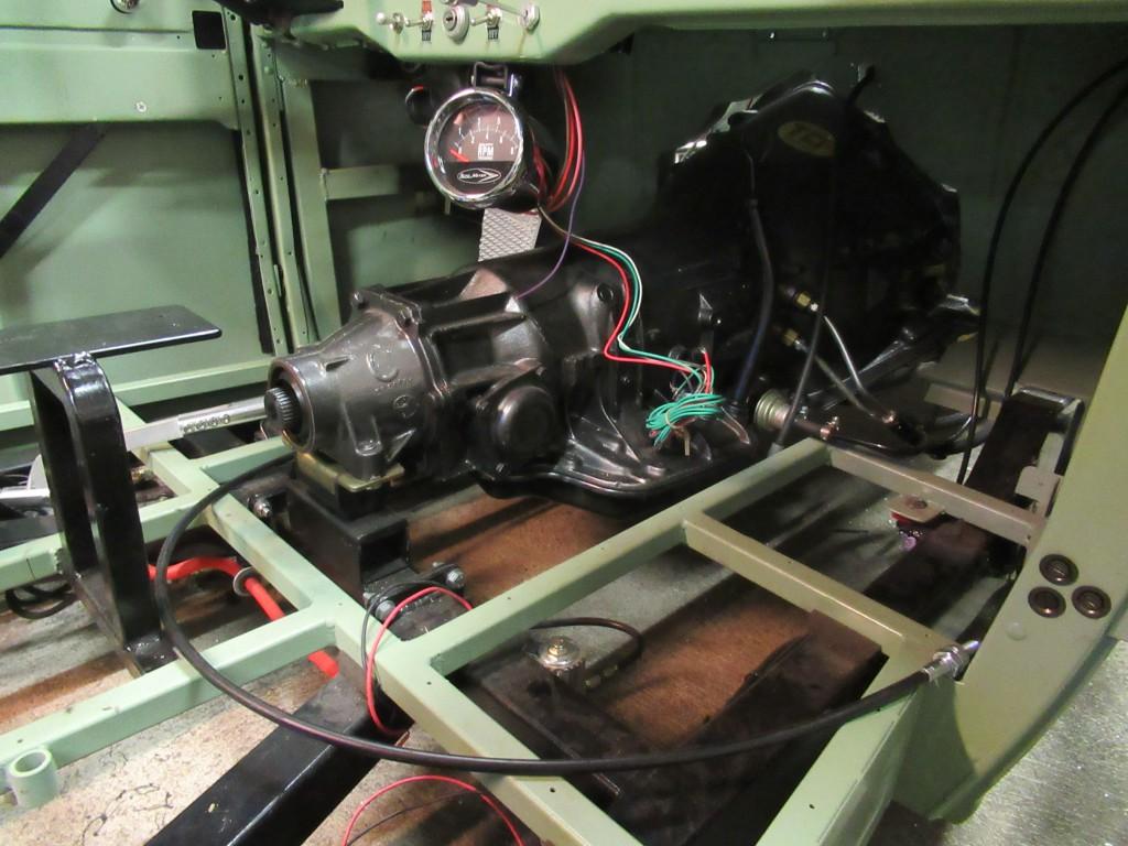 Transmission  TH400