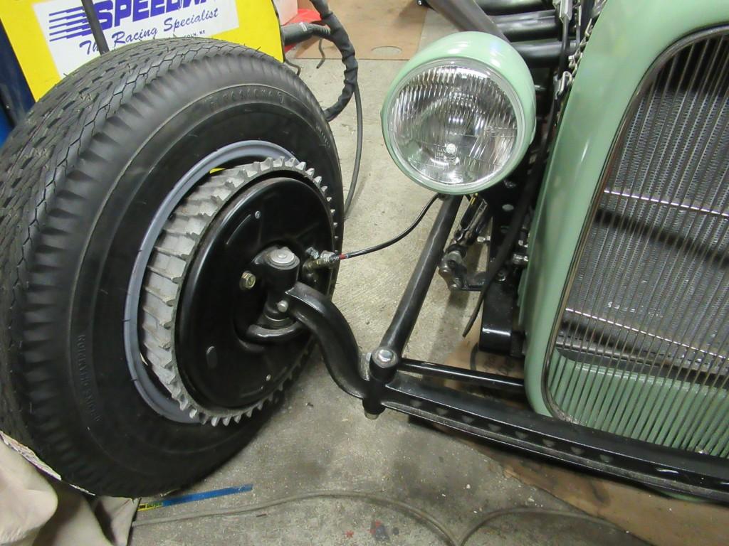 faux Tambour avant / frein a disque