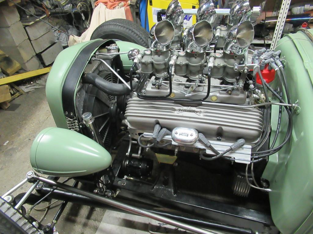 V8 - 383 Chevrolet
