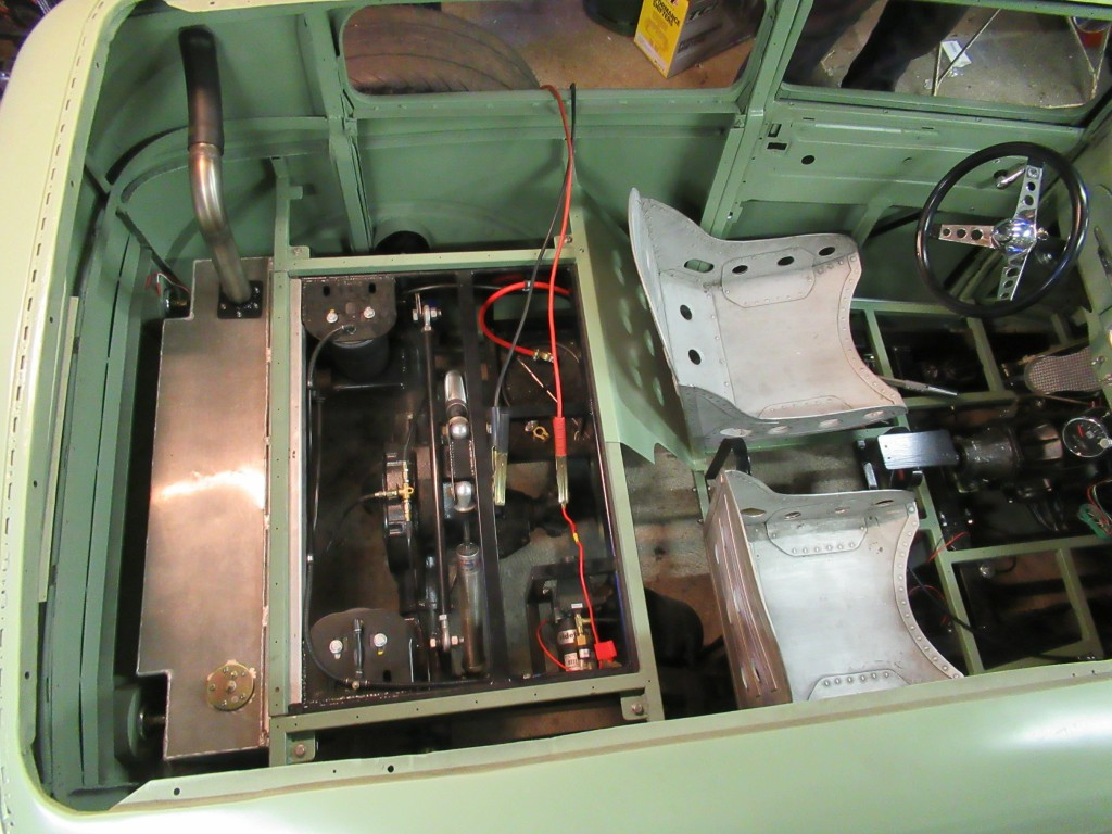fabrication sur mesure du réservoir d'essence
