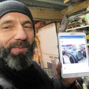 Eric  et son Phone
