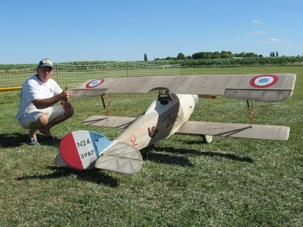 Aérodrome de Montargis- juillet 2020