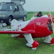 Préparation du  R2 - 18 kgs avec le plein de carburant