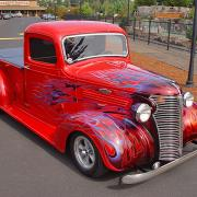 Pickup  ford 37