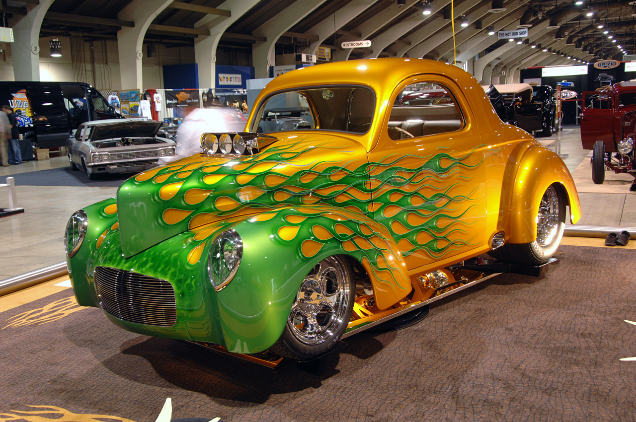 willys 1940