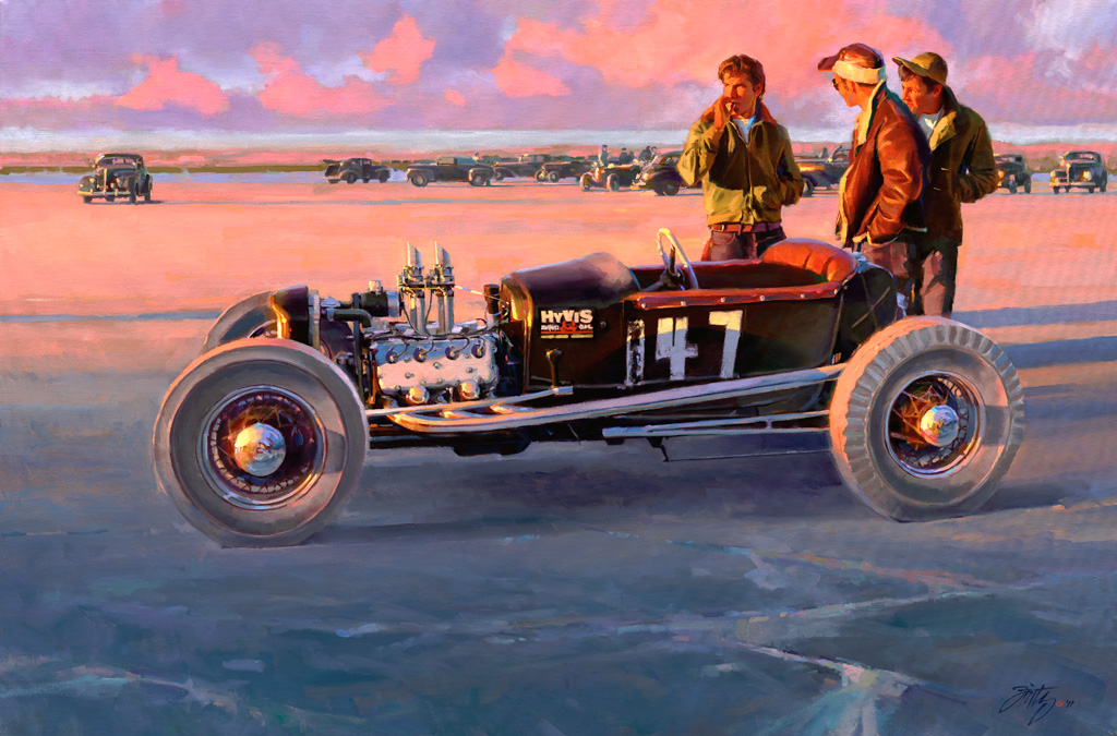Hot-Rod-Art-Car