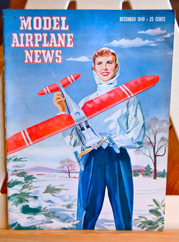 1949 Model Airplane