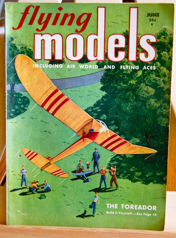Flying Model 1900...??