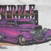 Purple  sedan  34