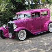 Mon ford A Tudor Sedan 1931
