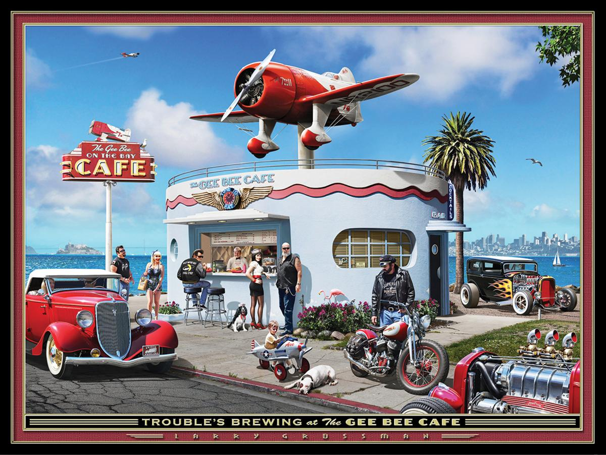 Gee Bee Cafe