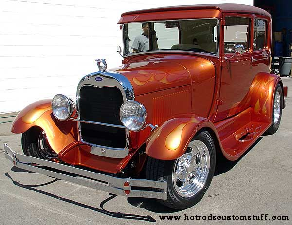 Ford A 1928/29