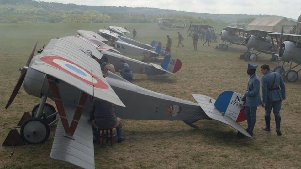 Nieuport 17-for Flyboys