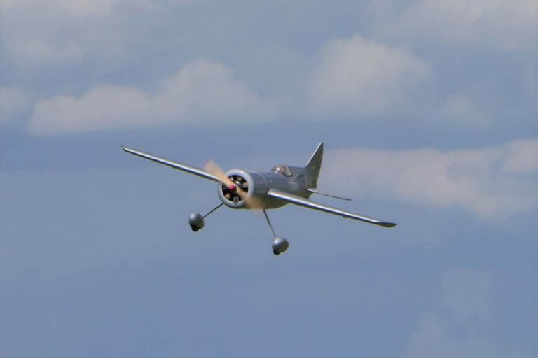 Le Laird Turner en vol - PRGM 2018