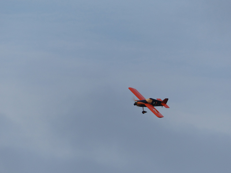 1er vol a  Mennecy 24/04/15