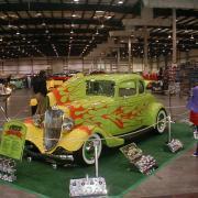 Coupé Ford 1934