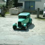 Peugeot 1928 type 12/6 transformé en Street Rod
