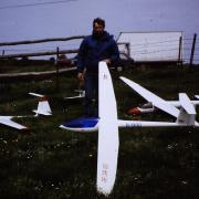 Vol de pente à Veulettes Sur Mer