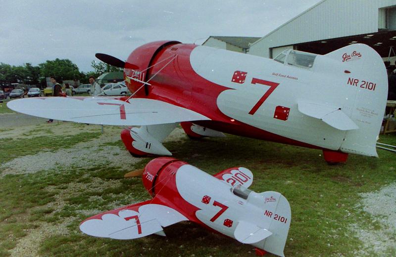 R2 - Réplique & Maquette volante Ech 1/3