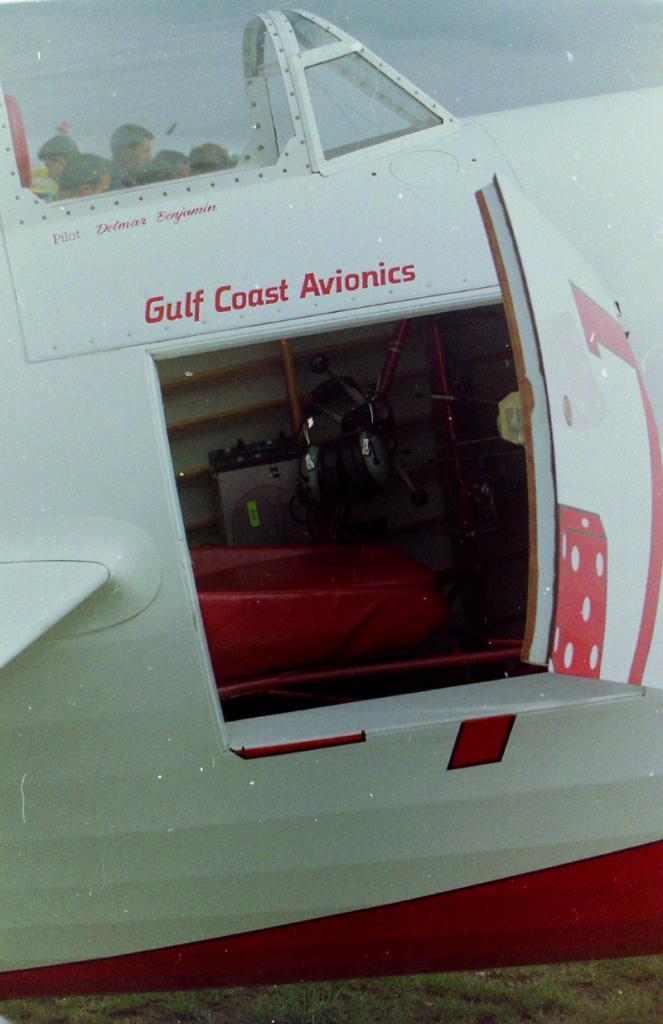 Porte D'accès au poste de pilotage