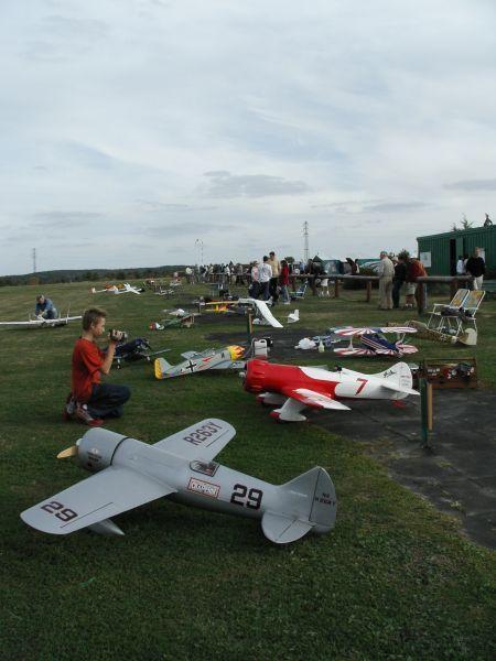 Maquettes  ( terrain du - Perray en Yvelinne 78)