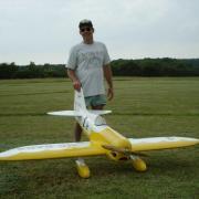 Mon Gee Bee  Sportster  réalisé en 1986 - terrain d'Orléans 45
