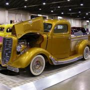 Pickup Ford 1934