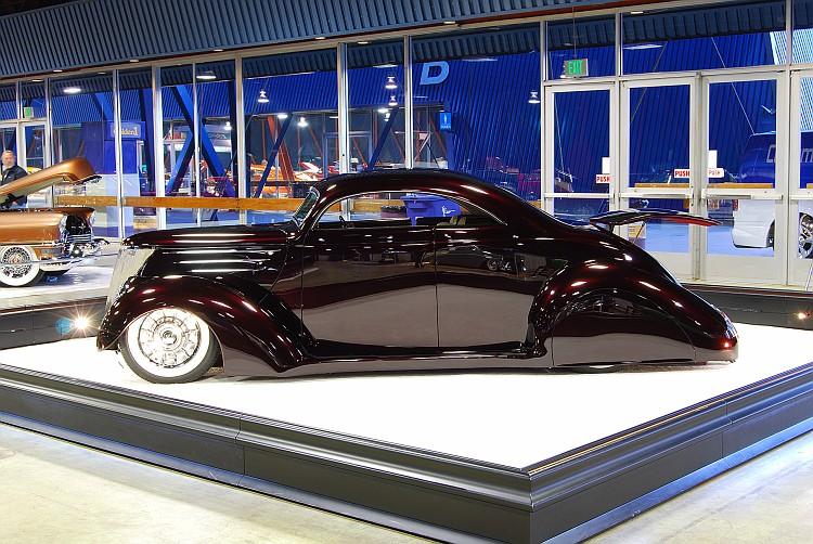Coupé Ford 1937