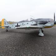 FW 190 - Etampes