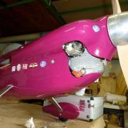 Moteur Titan 62cm3 et son Carburateur Walbro