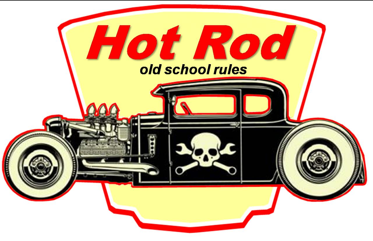 HotRod - Plaques et Dessins
