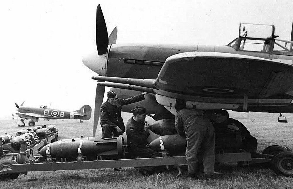 Typhoon-arming