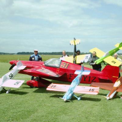 Aérodrome de montargis -  été 2010