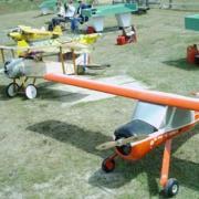 Wilga / Poid en ordre de vol 13 kgs