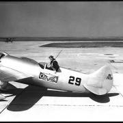 Roscoe Turner et son LTR-14
