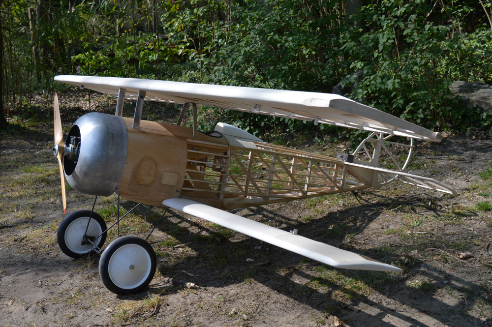 Mon Nieuport 24